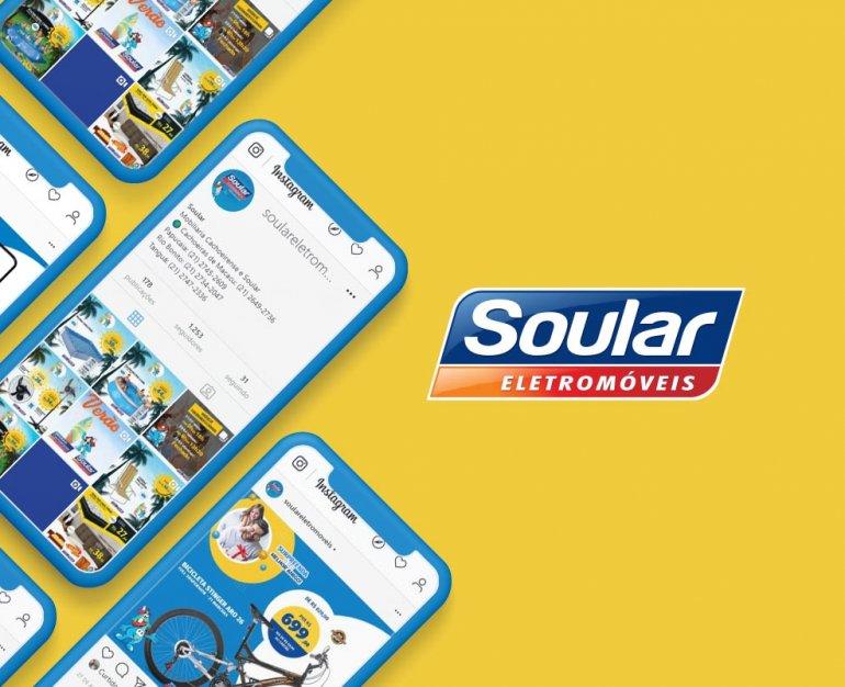 Soular  Social Media